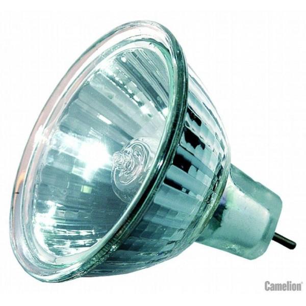 Лампа галогенная JCDR 35Вт GU5.3 220В Camelion 1952