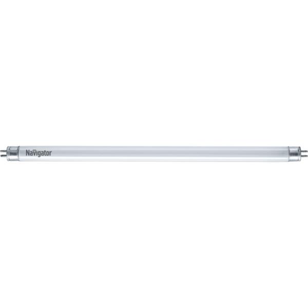 Лампа люминесцентная 94 107 NTL-T5-08-840-G5 8Вт T5 4200К G5 Navigator 94107