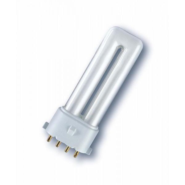 Лампа люминесцентная компакт. DULUX S/E 11W/827 2G7 OSRAM 4050300017662