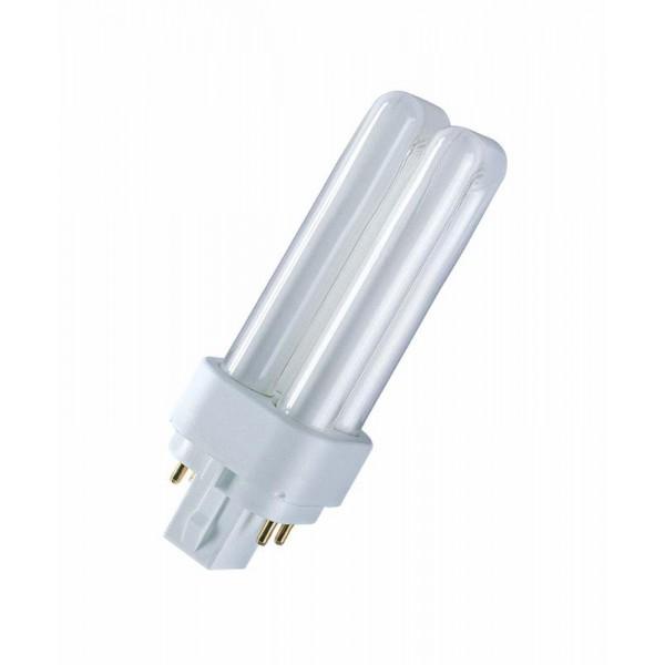 Лампа люминесцентная компакт. DULUX D 18W/840 G24d-2 OSRAM 4050300012056