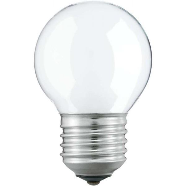 Лампа накаливания Stan 40Вт E27 230В P45 FR 1CT/10X10 Philips 926000007412
