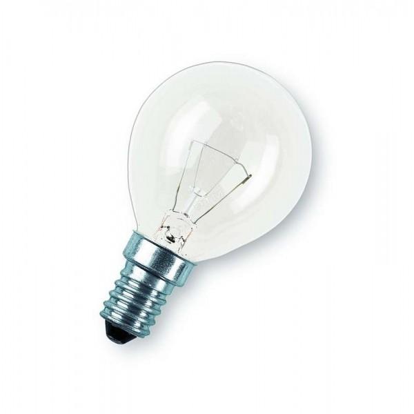 Лампа накаливания Stan 60Вт E14 230В P45 CL 1CT/10X10 Philips 926000005022