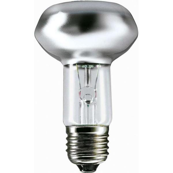Лампа накаливания Refl 40Вт E27 230В NR63 30D 1CT/30 Philips 926000006213
