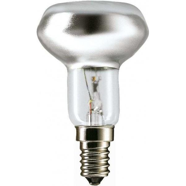 Лампа накаливания Refl 40Вт E14 230В NR50 30D 1CT/30 Philips 923338544203