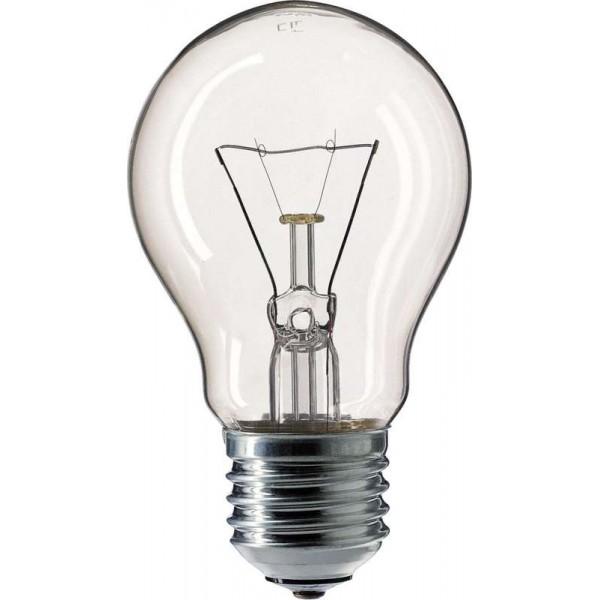 Лампа накаливания Stan 60Вт E27 230В A55 CL 1CT/12X10 PHILIPS 926000006627