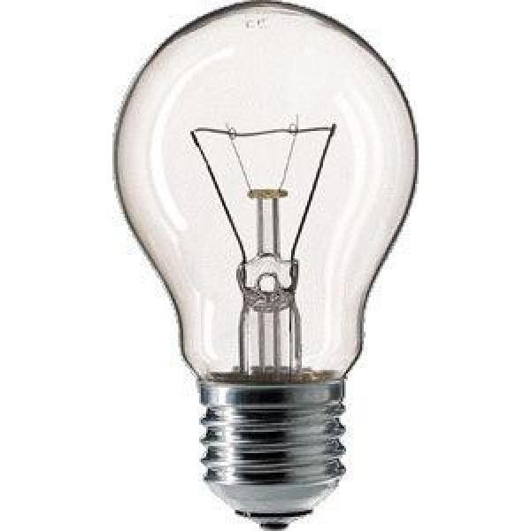 Лампа накаливания Stan 75Вт E27 230В A55 CL 1CT/12X10 PHILIPS 926000004004