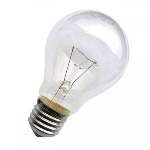 Лампа накаливания МО 95Вт E27 36В Лисма 353422000