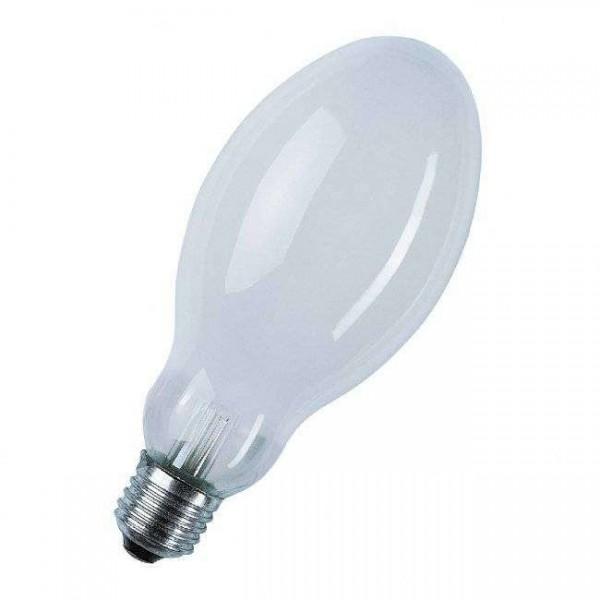 Лампа газоразрядная ртутная ДРЛ 1000Вт эллипсоидная E40 (10) Лисма 385040400