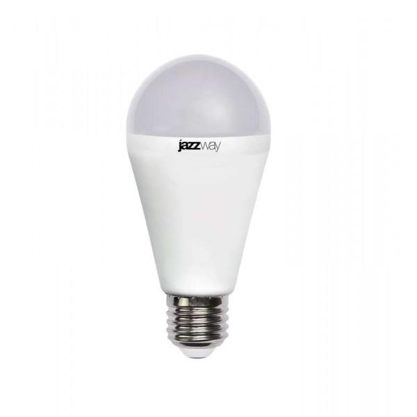 Лампа светодиодная PLED- SP A60 15Вт E27 4000К 230/50 JazzWay 5019638
