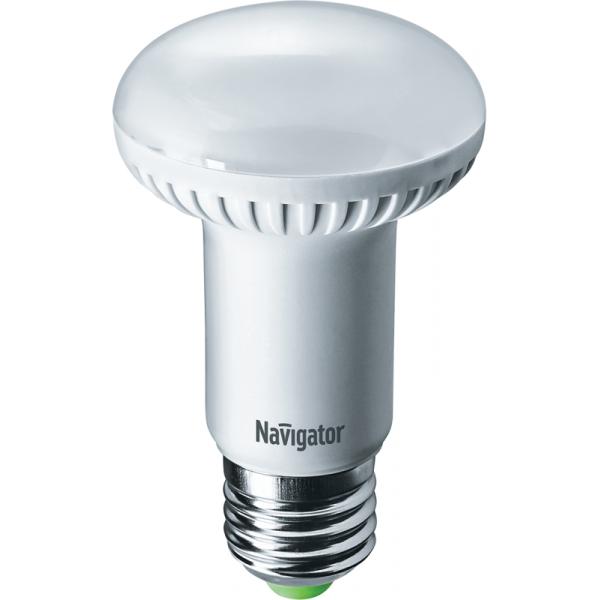Лампа светодиодная 94 138 NLL-R63-8-230-4K-E27 8Вт 4000К бел. E27 680лм 220-240В Navigator 94138