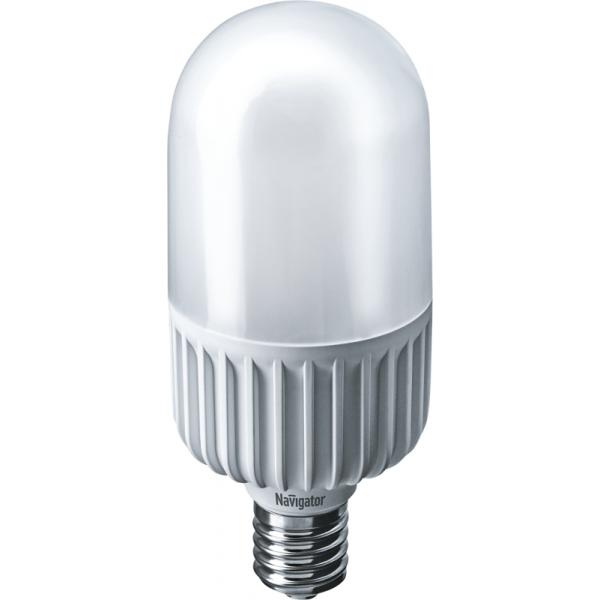 Лампа светодиодная 94 340 NLL-T105-45-230-840-E40 45Вт трубчатая бел. E40 4000лм 150-250В Navigator 94340