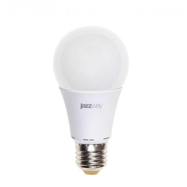 Лампа светодиодная PLED-ECO/SE-A60 11Вт грушевидная 3000К тепл. бел. E27 840лм 230В JazzWay 1033208