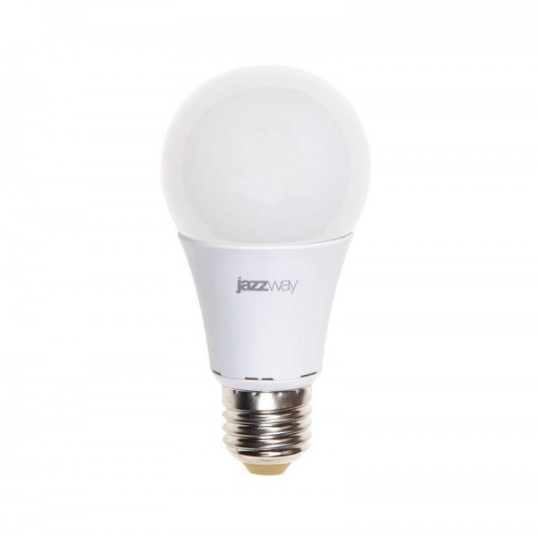 Лампа светодиодная PLED-ECO/SE-A60 11Вт грушевидная 5000К холод. бел. E27 840лм 230В JazzWay 1033222