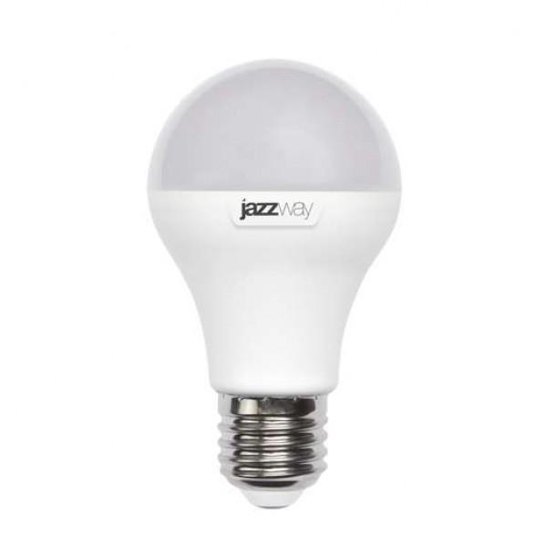 Лампа светодиодная PLED-SP A60 12Вт грушевидная 3000К тепл. бел. E27 1080лм 230В JazzWay 1033703