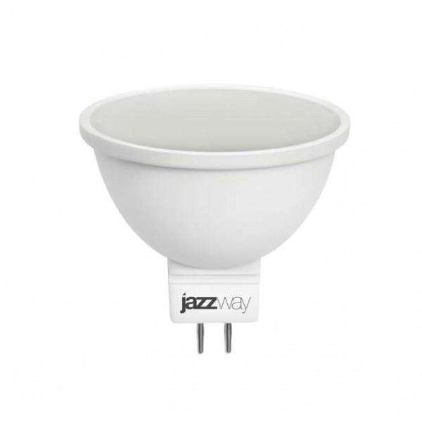 Лампа светодиодная PLED-SP JCDR 7Вт 4000К бел. GU5.3 520лм 230В JazzWay 1033512