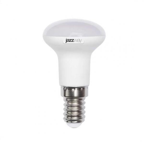 Лампа светодиодная PLED-SP R39 5Вт 3000К тепл. бел. E14 400лм 230В JazzWay 1033581
