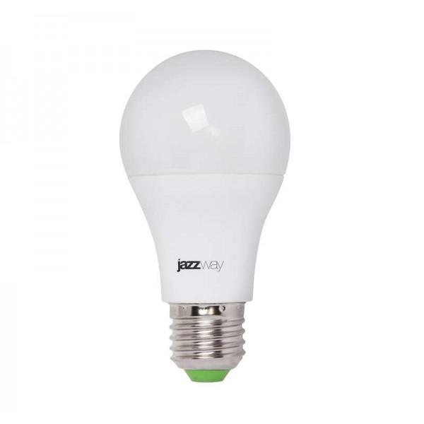 Лампа светодиодная PLED-DIM A60 10Вт грушевидная 3000К тепл. бел. E27 820лм 220-240В диммир. JazzWay 1028839