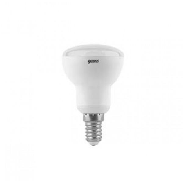 Лампа светодиодная Black R50 6Вт 4100К бел. E14 530лм 150-265В Gauss 106001206