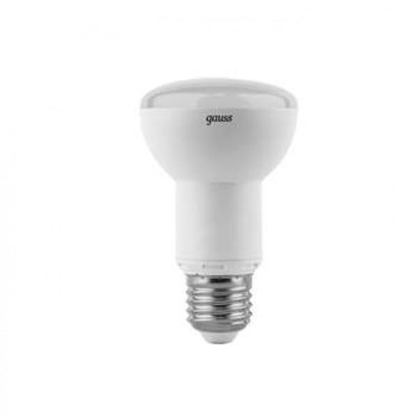 Лампа светодиодная Black R63 9Вт 4100К бел. E27 700лм 150-265В Gauss 106002209