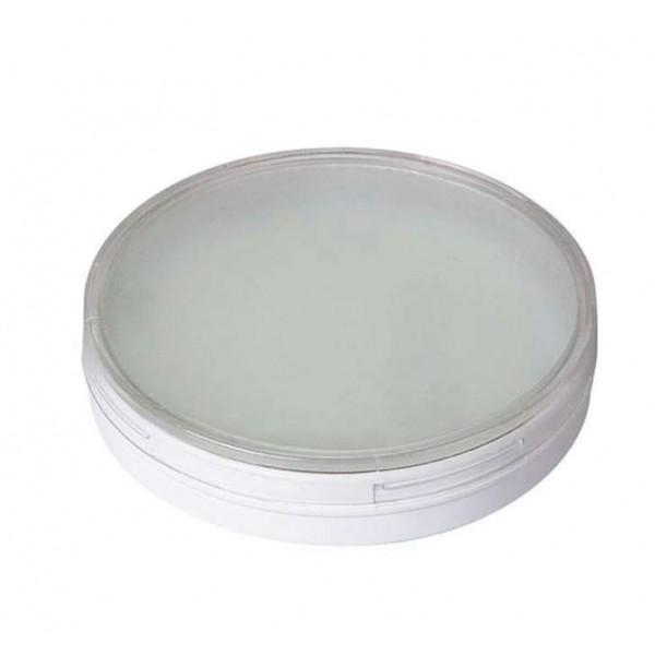 Лампа светодиодная PLED-GX53 8Вт таблетка 3000К мат. тепл. бел. GX53 640лм 230В JazzWay 2855374