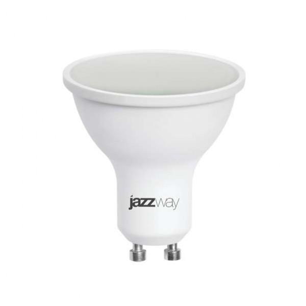 Лампа светодиодная PLED-SP 9Вт 5000К холод. бел. GU10 720лм 230В JazzWay 2859723A