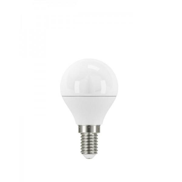 Лампа светодиодная LED STAR CLASSIC P 40 5W/827 5Вт шар 2700К тепл. бел. E14 470лм 220-240В матов. пласт. OSRAM 4052899971615