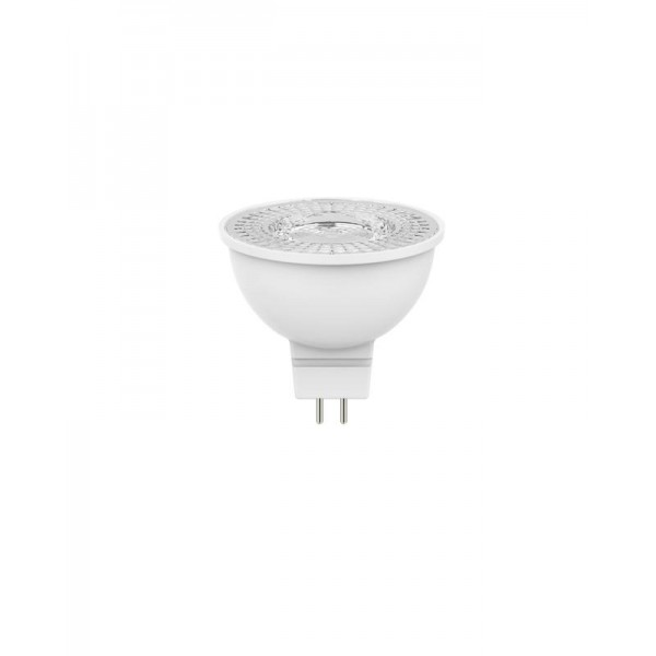Лампа светодиодная LED STAR MR16 4W/850 (замена 50Вт) 4Вт пласт. 5000К холод. бел. GU5.3 380лм 110 град. 220-240В OSRAM 4052899981157
