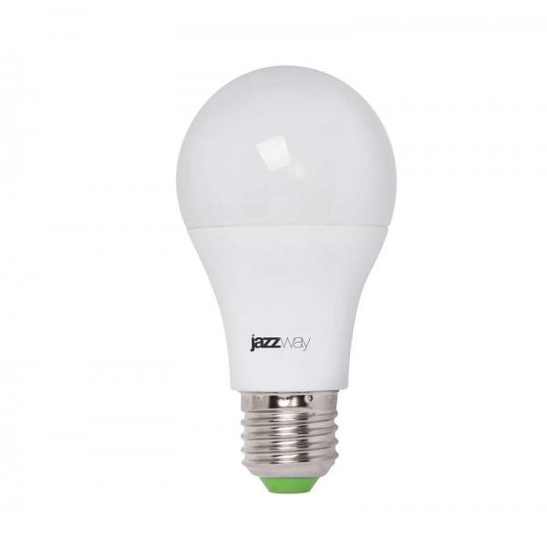 Лампа светодиодная PLED-DIM A60 10Вт грушевидная 4000К бел. E27 820лм 220-240В диммир. JazzWay 2859228