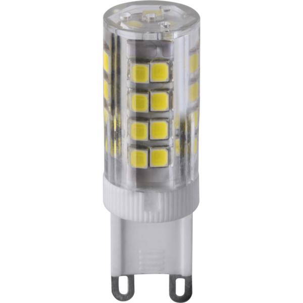 Лампа светодиодная 71 267 NLL-P-G9-5-230-4K 5Вт капсульная 4000К бел. G9 420лм 230В Navigator 71267