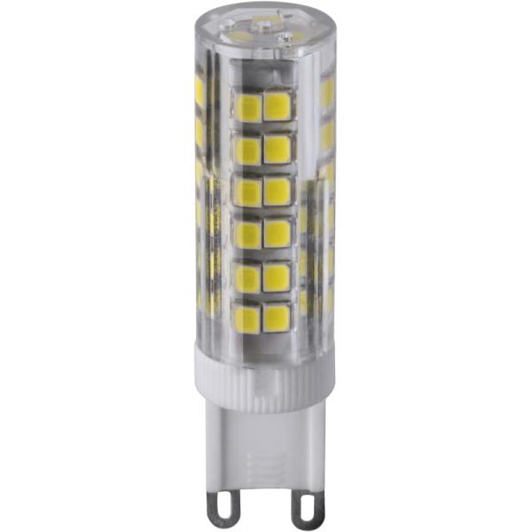 Лампа светодиодная 71 268 NLL-P-G9-6-230-3K 6Вт капсульная 3000К тепл. бел. G9 480лм 230В Navigator 71268