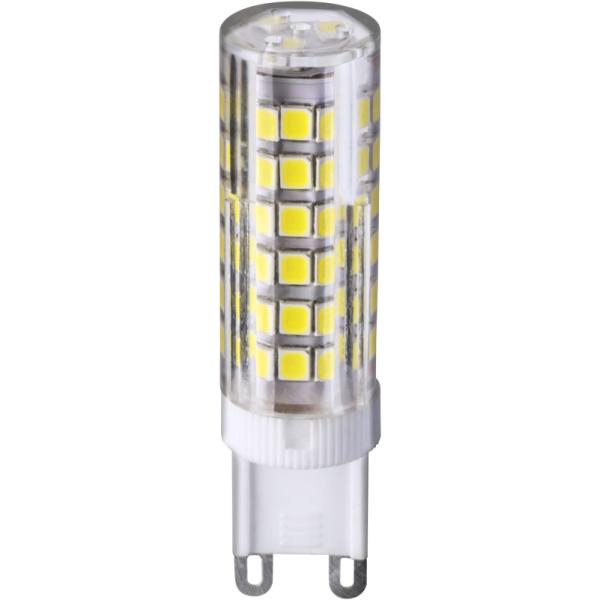 Лампа светодиодная 71 269 NLL-P-G9-6-230-4K 6Вт капсульная 4000К бел. G9 500лм 230В Navigator 71269