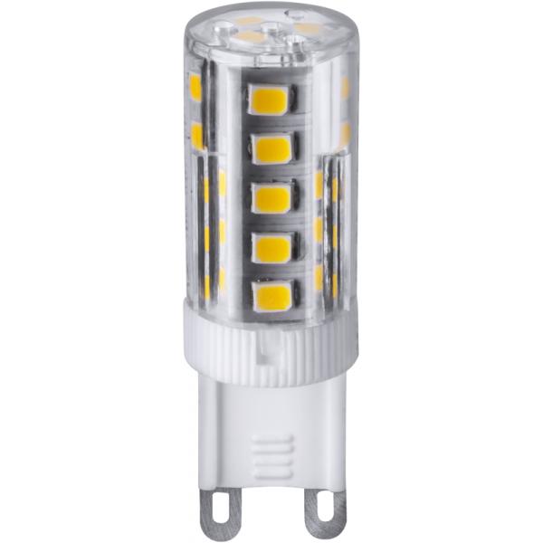 Лампа светодиодная 71 993 NLL-P-G9-3-230-3K 3Вт 3000К тепл. бел. G9 250лм 220-240В Navigator 71993
