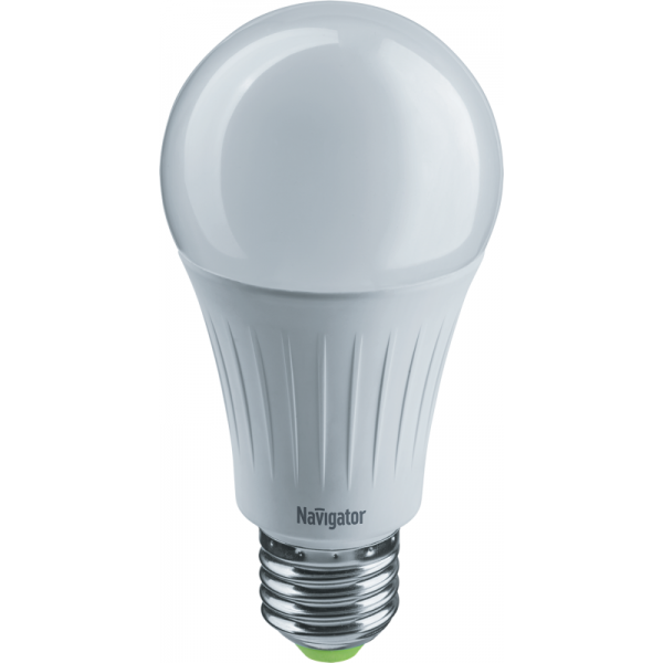 Лампа светодиодная 61 200 NLL-A70/А60-15-230-2.7K-E27 Navigator 61200