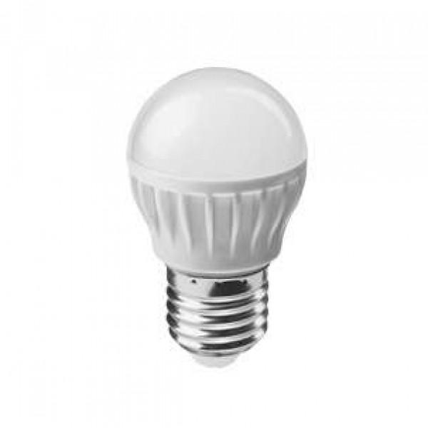 Лампа светодиодная 61 137 OLL-G45-8-230-6.5K-E27 8Вт ОНЛАЙТ 61137