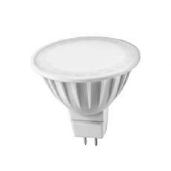 Лампа светодиодная 61 133 OLL-MR16-5-230-6.5K-GU5.3 5Вт ОНЛАЙТ 61133