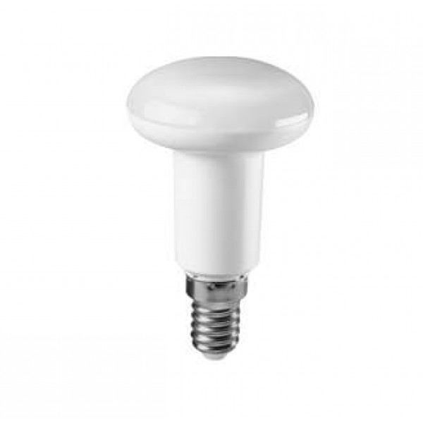 Лампа светодиодная 61 142 OLL-R50-5-230-6.5K-E14 5Вт ОНЛАЙТ 61142