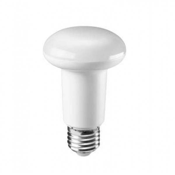 Лампа светодиодная 61 143 OLL-R63-8-230-6.5K-E27 8Вт ОНЛАЙТ 61143