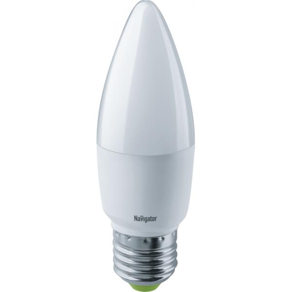 Лампа светодиодная 61 327 NLL-C37-8.5-230-2.7К-E27-FR Navigator 61327