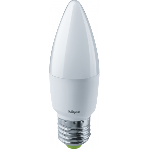 Лампа светодиодная 61 328 NLL-C37-8.5-230-4К-E27-FR Navigator 61328