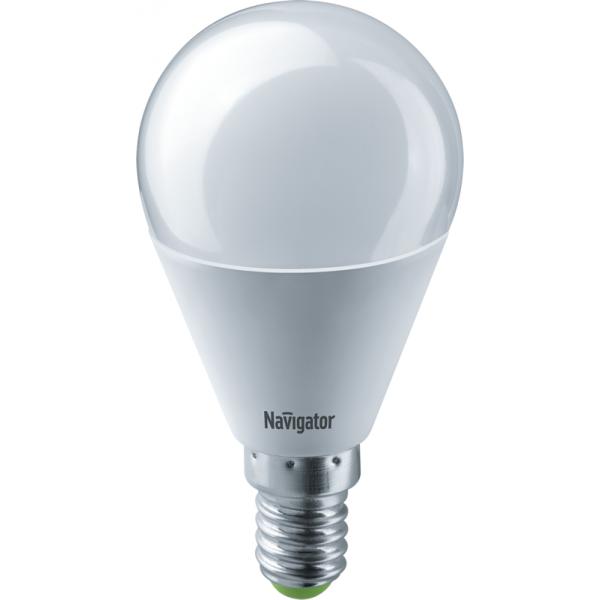 Лампа светодиодная 61 334 NLL-G45-8.5-230-4К-E14 Navigator 61334