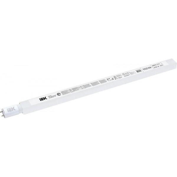Лампа светодиодная ECO T8 10Вт линейная 230В 4000К G13 IEK LLE-T8-10-230-40-G13