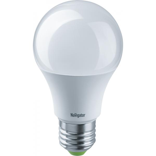 Лампа светодиодная 61 473 NLL-A60-7-12/24-4K-E27 (низковольтная) Navigator 61473