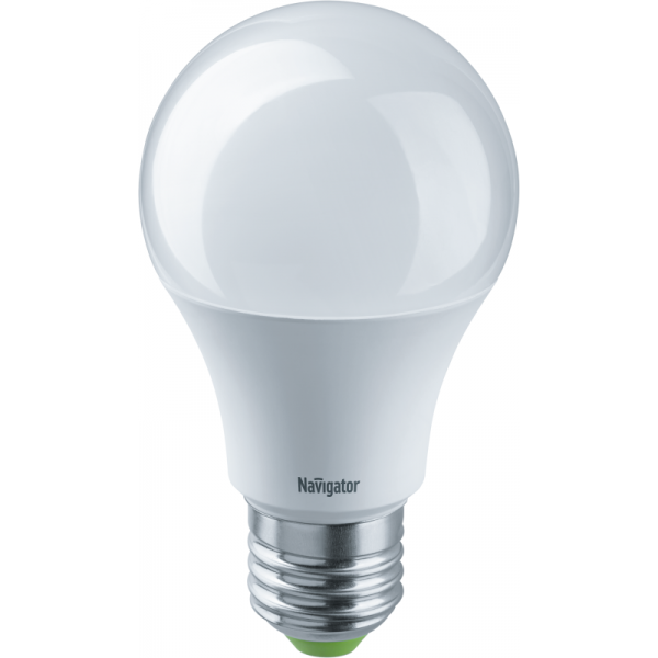 Лампа светодиодная 61 475 NLL-A60-10-12/24-4K-E27 (низковольтная) Navigator 61475