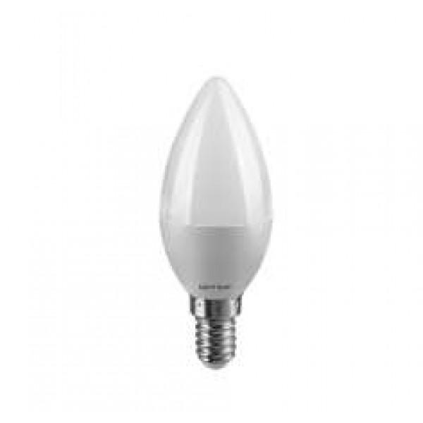 Лампа светодиодная 61 957 OLL-C37-10-230-4K-E14-FR 10Вт ОНЛАЙТ 61957
