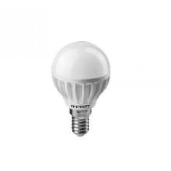 Лампа светодиодная 61 965 OLL-G45-10-230-2.7K-E14 10Вт ОНЛАЙТ 61965