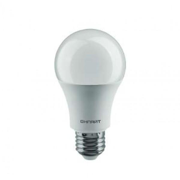 Лампа светодиодная 61 954 OLL-A60-25-230-4K-E27 25Вт ОНЛАЙТ 61954