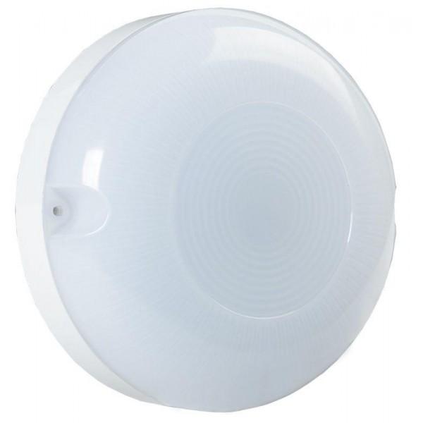Светильник светодиодный ДПО 1001 8Вт 4000К IP54 с акуст. датчиком IEK LDPO3-1001-008-4000-K01