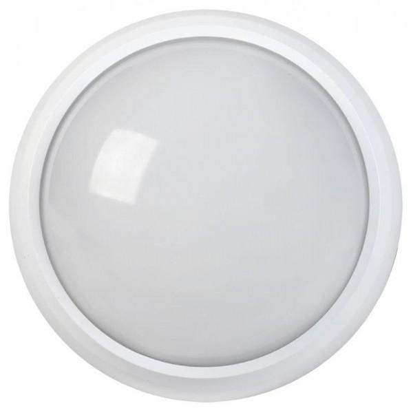 Светильник светодиодный ДПО 5030 12Вт 4000К IP65 круг бел. IEK LDPO0-5030-12-4000-K01