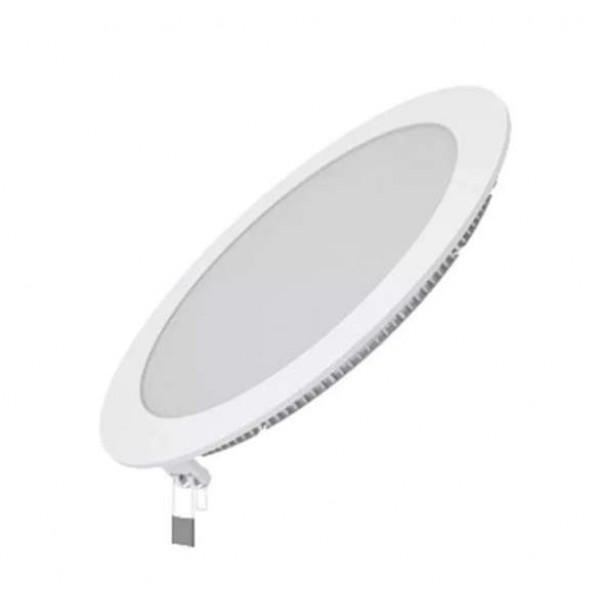 Светильник светодиодный 18Вт 4100К IP20 встраив. ультратонкий круглый Gauss 939111218