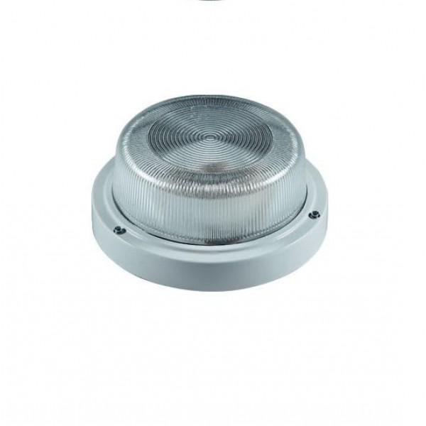 Светильник НПП 03-100-003 ТЕХАС 1х100Вт E27 IP65 накладной промышлен. без решетки Владасвет СТЗ 10116